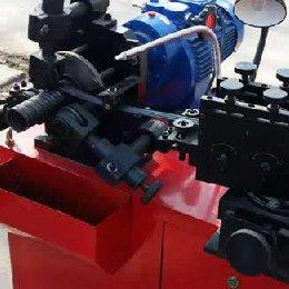 预应力金属管波纹管制管机