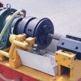 钢筋滚压直螺纹成型机